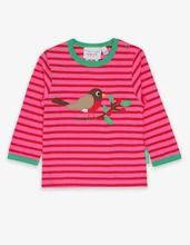 Toby Tiger LA Shirt Vogel pink