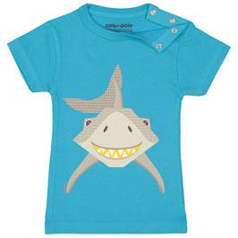 Coq en Pate T-Shirt Mibo Hai blau