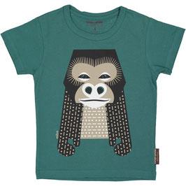 Coq en Pate T-Shirt Mibo Gorilla grün
