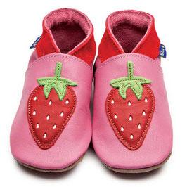 inch-blue Lauflernschuhe Erdbeere Pink 1559