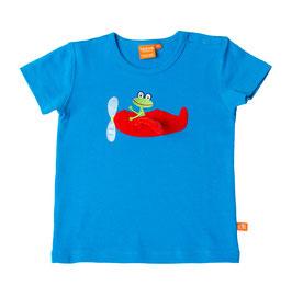 "Lipfish T-Shirt, Motiv ""Flugzeug"" Farbe "" blau"" 42280"