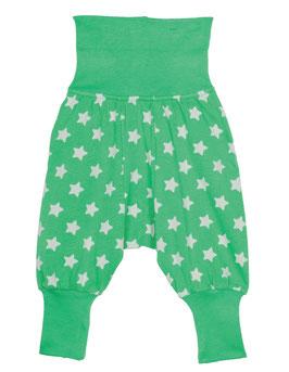 Frugi  Haremshose Sterne grün