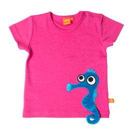 """Lipfish T-Shirt, Motiv """"Seepferd"""" Farbe """"Pink""""42240"""