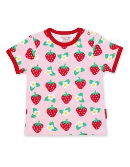 Toby tiger KA Shirt Erdbeeren