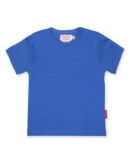 Toby tiger KA Shirt Uni blau