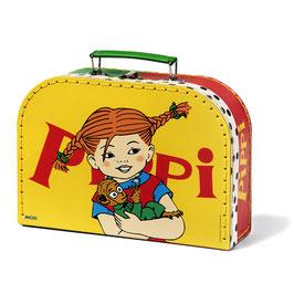 Pippi Langstrumpf Köfferchen 25cm gelb