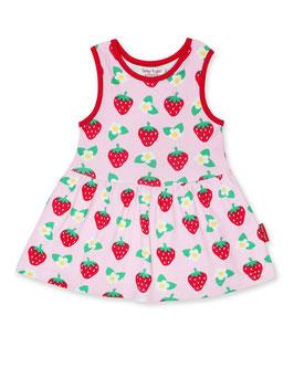 Toby Tiger Kleid KA Erdbeeren