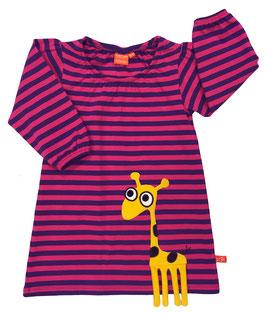 Lipfish LA Kleid, Giraffe pink/lila