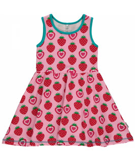 Maxomorra Kleid Strawberry rosa