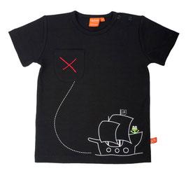 """Lipfish T-Shirt, Motiv """"Schatzkarte"""" Größe 98"""