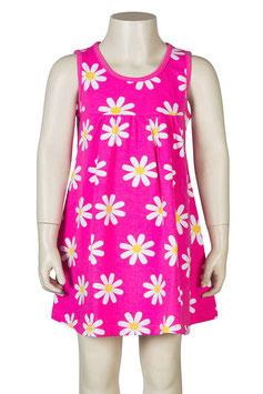 Jny Kleid Blumen rosa