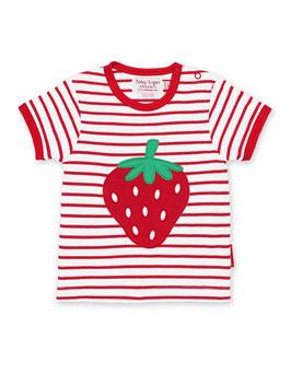 Toby tiger KA Shirt Erdbeere