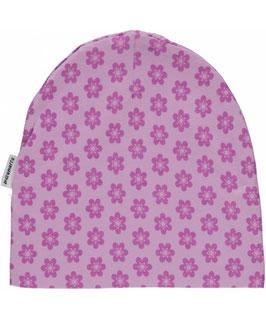 Maxomorra Mütze Anemone lila