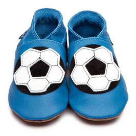 inch-blue Lauflernschuhe Football Blue 2476