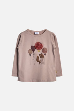 Hust&Claire LA Shirt Alma Fox rose´