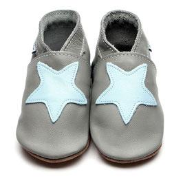 inch-blue Lauflernschuhe Stern blau