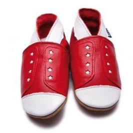 inch-blue Lauflernschuhe Sneaker Red 1526
