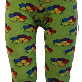 Slugs & Snails Leggings Blume bunt