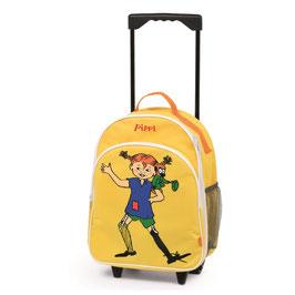 Pippi Langstrumpf Trolley gelb