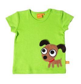 "Lipfish T-Shirt, Motiv ""Hund"" Farbe "" green"" 42300"