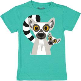 Coq en Pate T-Shirt Mibo Lemur grün