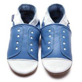 inch-blue Lauflernschuhe Sneaker Blue 1510