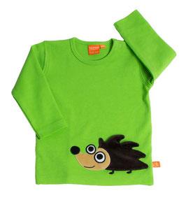 "Lipfish LA Shirt, Motiv ""Igel"" grün 42120"