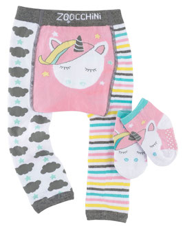 Zoocchini Leggings  Set Einhorn