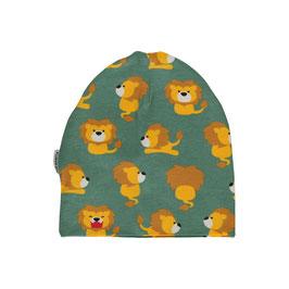 Maxomorra Mütze  Löwe