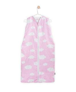 Jollein Schlafsack Wolken rosa