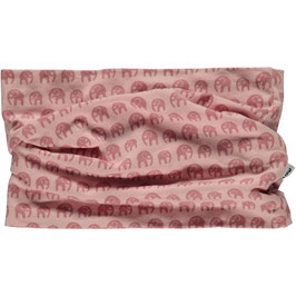 Maxomorra Loop Elefanten rosa