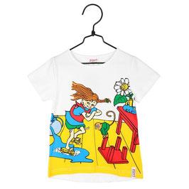 Martinex Pippi Langstrumpf T-Shirt Putztag
