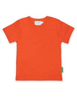 Toby tiger KA Shirt Uni orange
