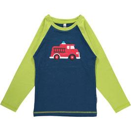 Maxomorra Shirt LA Feuerwehr Druck