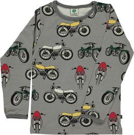 Smafolk LA Shirt Motorrad grau