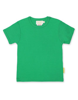 Toby tiger KA Shirt Uni grün