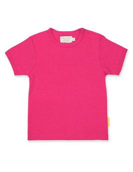Toby tiger KA Shirt Uni pink