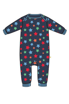 frugi Babygrow Sterne