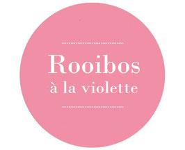 Rooibos à la violette