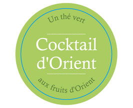COCKTAIL D'ORIENT
