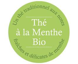 Thé à la menthe Bio
