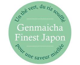 Geinmaicha Finest Japon