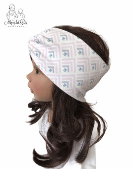 "Haarband Stirnband "" Tulpe Bio """