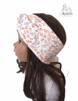 "Stirnband Haarband "" Aquarell Zweige """