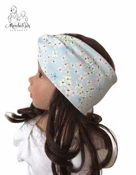 """Haarband Stirnband """" Schmetterlinge Bio Sanetta """""""