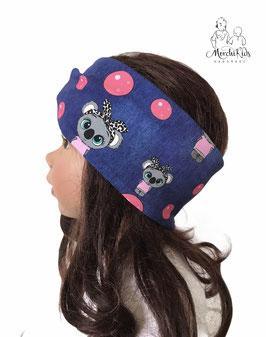 """Stirnband Haarband """" Koalabär mit Haarband """""""