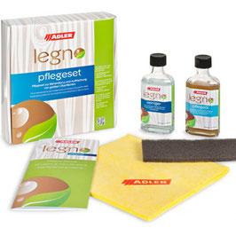 Legno-Pflegeset für geölte Oberflächen