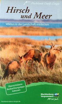 """Naturerlebniskarte """"Hirsch & Meer"""""""