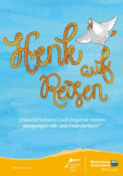 """""""Henk auf Reisen"""" - Hör- und Entdeckerbuch für Famlien und Kinder"""