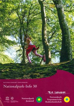 Nationalpark-Info Nr. 30